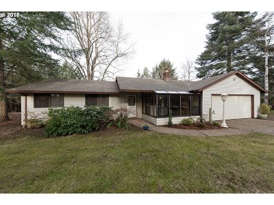 West Linn Single Family Home For Sale: 2244 SW Advance Rd