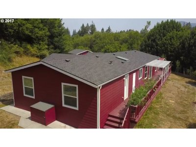 Brookings Single Family Home For Sale: 16655 Campbell Rd