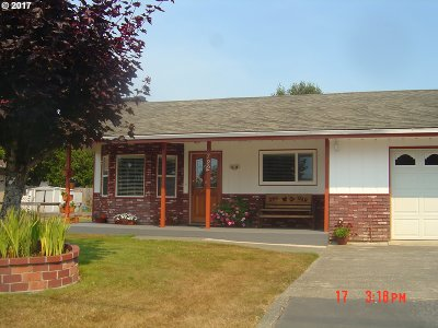Brookings Single Family Home For Sale: 722 Second St