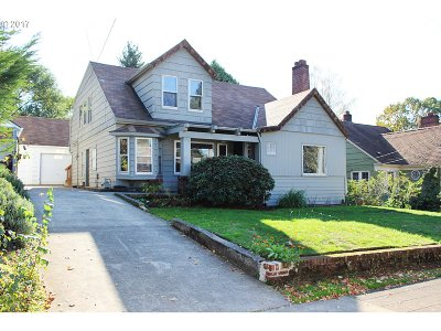 Portland Multi Family Home For Sale: 3980 SE Francis St