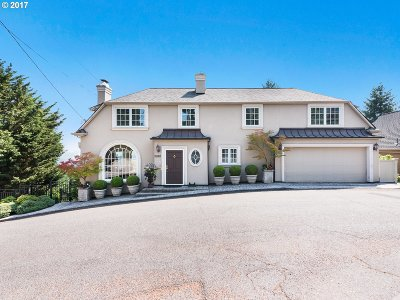 Single Family Home For Sale: 2892 NW Beuhla Vista Ter