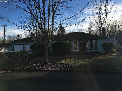 Eugene Single Family Home For Sale: 3460 Bell Ave