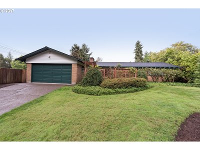 West Hills Single Family Home For Sale: 5311 SW Dosch Rd