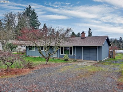 Damascus, Boring Single Family Home For Sale: 36027 SE Hauglum Rd