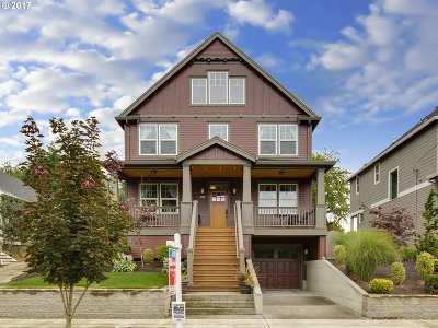 Single Family Home For Sale: 6424 NE 35th Ave