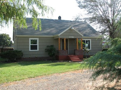 Cottage Grove, Creswell Single Family Home For Sale: 33798 Martin Rd