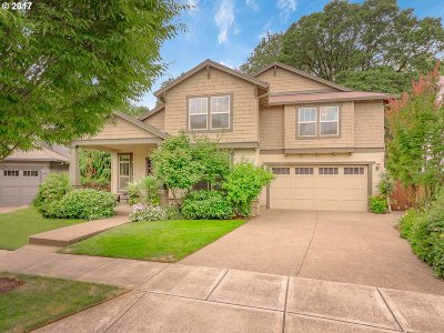 Wilsonville Single Family Home For Sale: 11980 SW Lausanne St