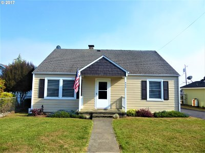 Brookings Single Family Home For Sale: 433 Pine St