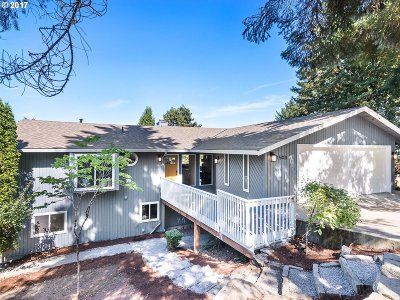 Lake Oswego Single Family Home For Sale: 1503 Pine St