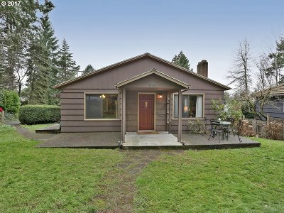 Single Family Home For Sale: 8151 SW 42nd Ave