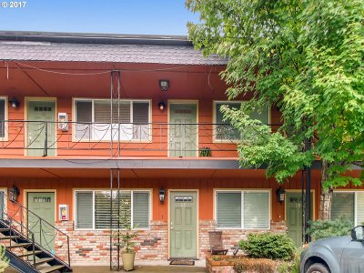 Portland Condo/Townhouse For Sale: 2139 NE Weidler St