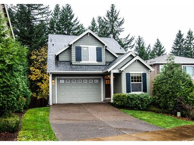 Beaverton Single Family Home For Sale: 8743 SW 176th Ave