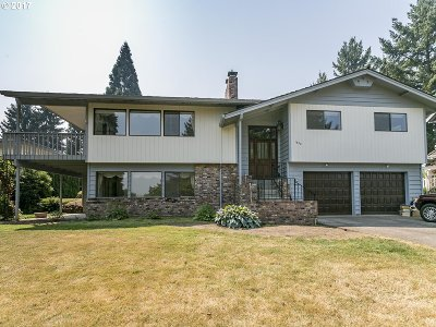 West Linn Single Family Home For Sale: 1890 Valley View Dr