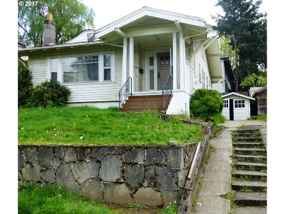 Single Family Home Sold: 1536 SE 21st Ave