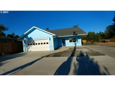 Coos Bay Single Family Home For Sale: 91358 Cape Arago Hy