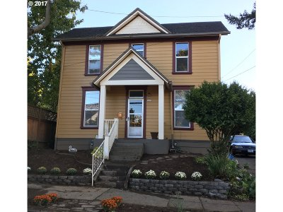 Portland OR Multi Family Home For Sale: $629,000