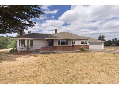Aurora Single Family Home Sold: 24719 NE Butteville Rd
