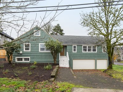 Portland Single Family Home For Sale: 3590 NW South Rd