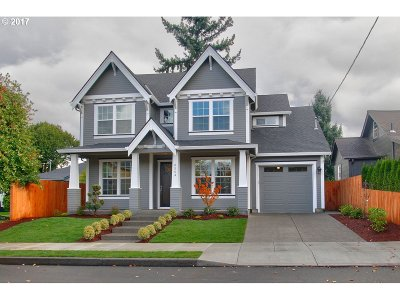 Portland Single Family Home For Sale: 8504 N Fiske Ave