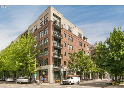 Condo/Townhouse For Sale: 820 NW 12th Ave #110