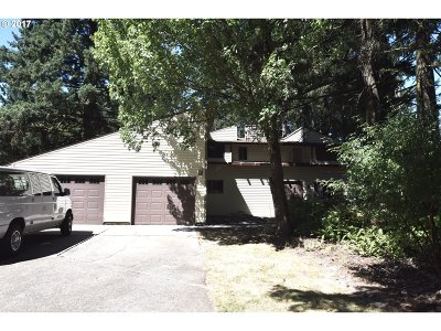 Oregon City Single Family Home For Sale: 16821 S Fawn Dr