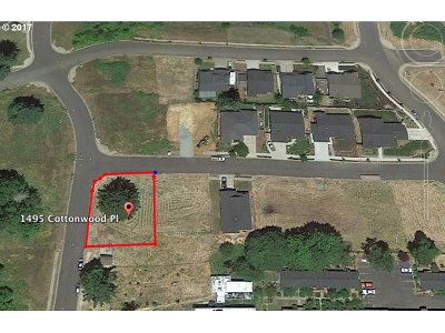 Cottage Grove, Creswell Residential Lots & Land For Sale: 1495 Cottonwood Pl #7