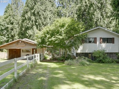 Tualatin Single Family Home For Sale: 3833 SW Halcyon Rd