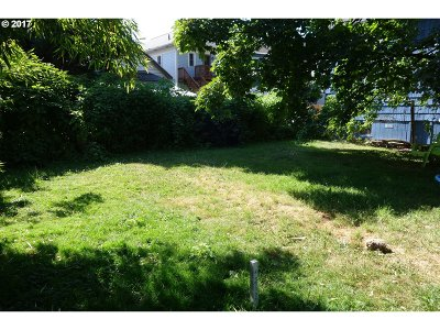 Portland Residential Lots & Land For Sale: 2123 SE 12th Ave