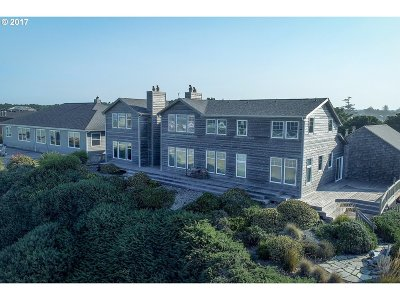Bandon Single Family Home For Sale: 2866 Beach Loop Dr
