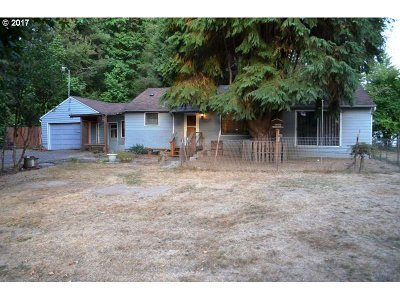 Single Family Home Sold: 27607 NE 117th Ave