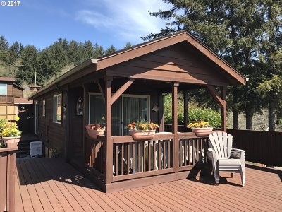 Brookings Single Family Home For Sale: 19921 Whaleshead Rd #T5