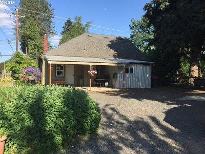 Boring Single Family Home For Sale: 11035 SE 282nd Ave