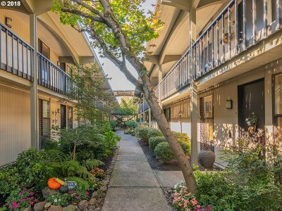 Lake Oswego Condo/Townhouse For Sale: 668 McVey Ave #35