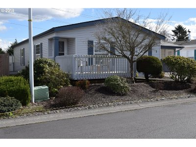 Vancouver Single Family Home For Sale: 16500 SE 1st St #7