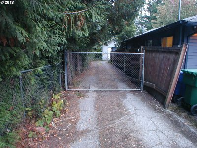 Gresham Residential Lots & Land For Sale: 209 SE 214th Ave