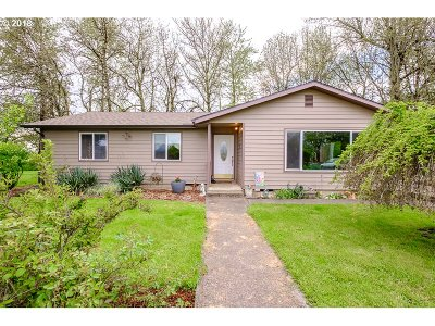 Scio Single Family Home Sold: 38255 Robinson Dr