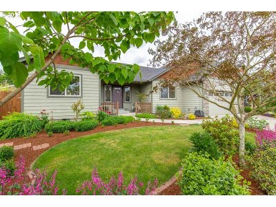 Turner Single Family Home For Sale: 7515 9th Ct