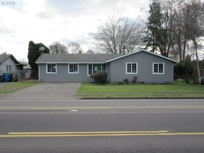 Stayton Single Family Home For Sale: 1010 Shaff Rd