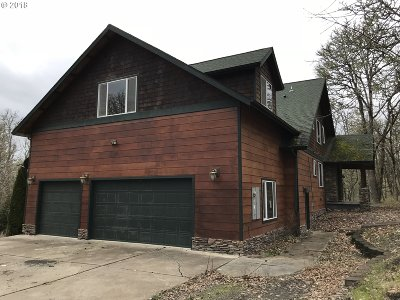 Eugene Single Family Home For Sale: 86362 Bailey Hill Rd
