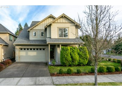 Tualatin Single Family Home For Sale: 22840 SW 104th Ter