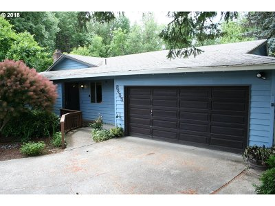 Portland Single Family Home For Sale: 8455 SW 88th Ave
