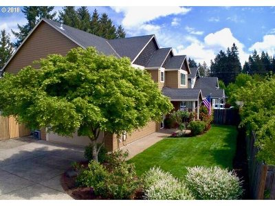 Canby Single Family Home For Sale: 1420 NE 18th Pl
