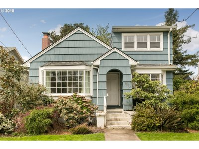 Single Family Home For Sale: 3033 NE 32nd Ave