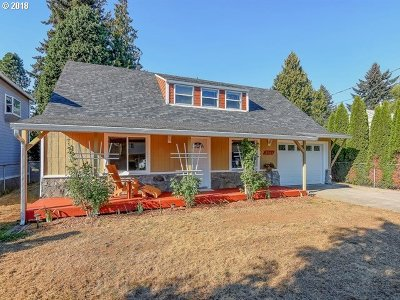 Washougal Single Family Home For Sale: 3701 C St