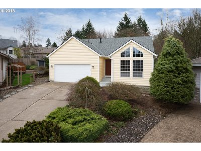 Portland Single Family Home For Sale: 7640 SE 108th Ct