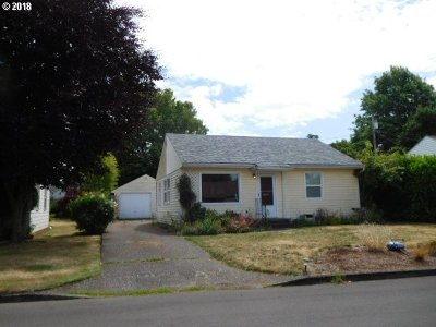Vancouver Single Family Home For Sale: 3107 E 27th St