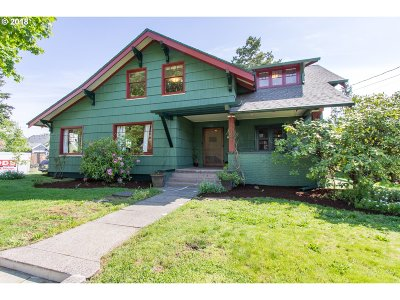 Single Family Home For Sale: 3060 NE 62nd Ave