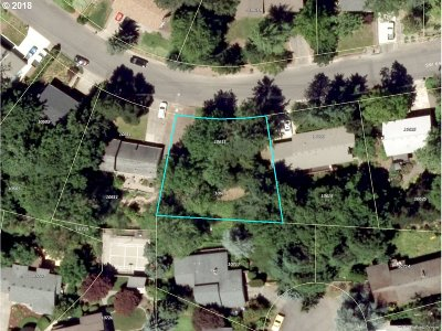 Portland Residential Lots & Land For Sale: 10611 SW 64th (Nt - East Of) Dr