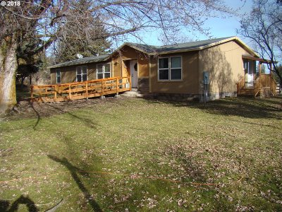 Elgin Single Family Home For Sale: 72445 Cone Dr