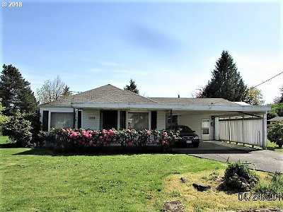 Newberg, Dundee, Mcminnville, Lafayette Single Family Home For Sale: 1200 NE 16th St
